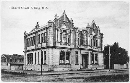 Feilding Technical School
