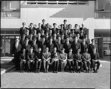 Colombo Hall Group, Massey University