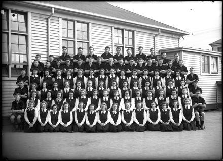 Palmerston North Technical High School choir