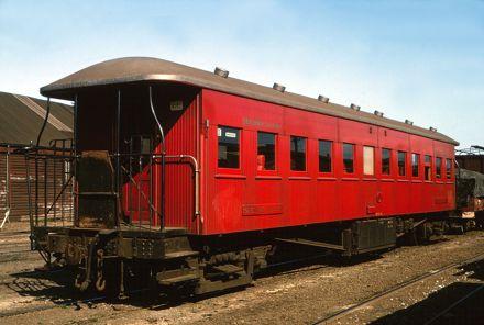 A-Class Train Carriage