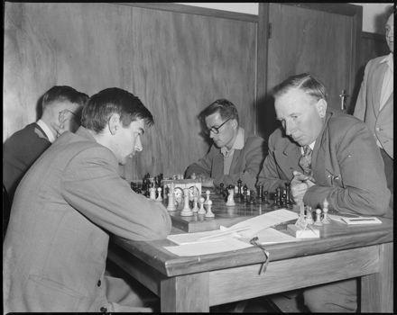 """North Island Chess Championships"""
