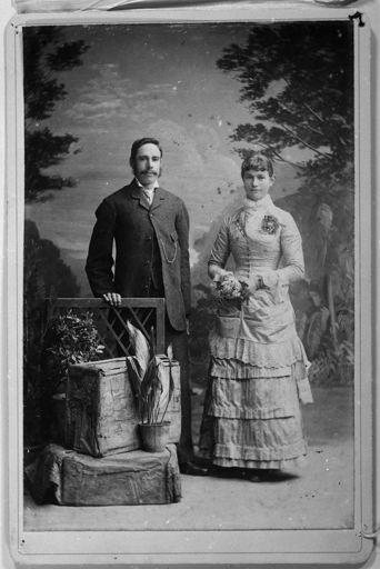 William H. Collingwood & Amy Collingwood