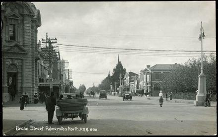 Broad Street, Palmerston North 1
