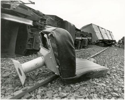 Railcar Crash at Milson