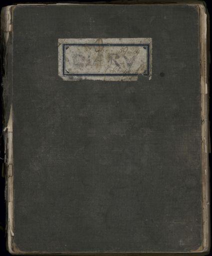 Ann Jacques diary 1942-1946