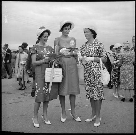Mrs T. Malloch, Mrs G. Greenbank, Mrs H. Harkness.