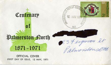 Centennial envelope