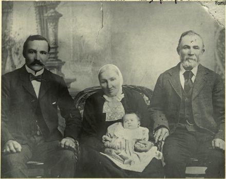 Mickleson Family Portrait