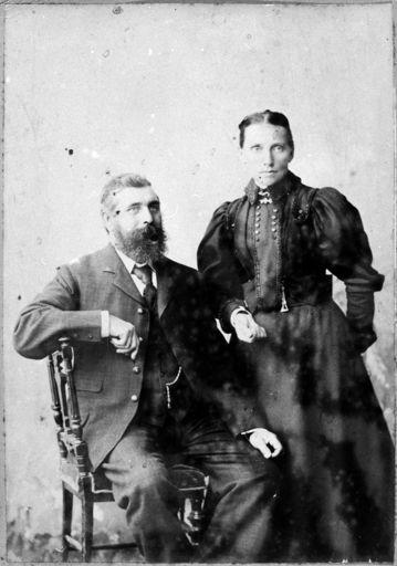 George and Septuagesima Shailer