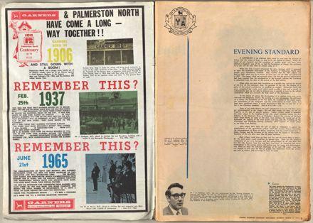 Birth of Palmerston North p2