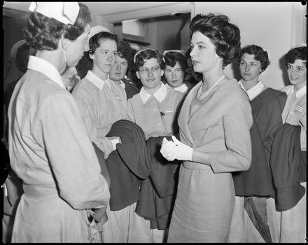 """Miss New York Visits Palmerston North Hospital"""