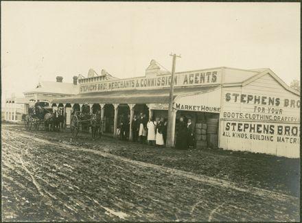 Stephens Bros. Merchants & Commission Agents