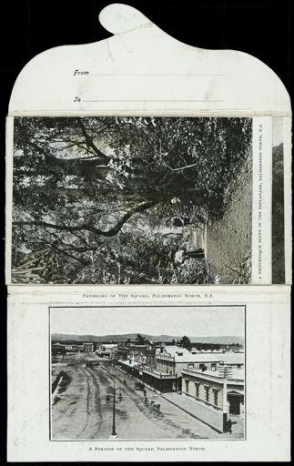Postcard Wallet - Palmerston North Views 3