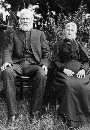 Mr and Mrs Charles Tricklebank
