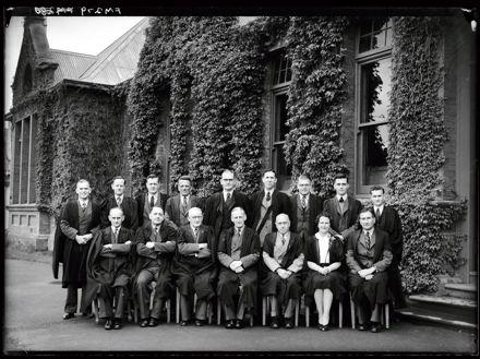 Staff, Palmerston North Boys High School