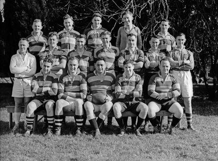 Men's Rugby Team