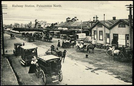Views of Palmerston North 3