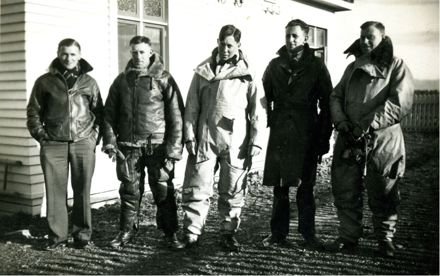 Radar Team, Ohakea Base