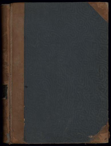 Palmerston North Borough Council Rate Book 1906-1907