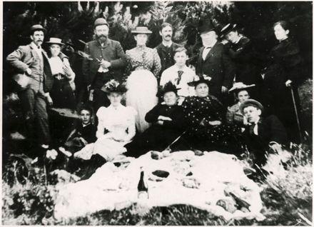 Thomas Wilmer McKenzie's Family Picnic