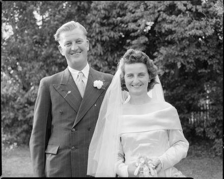 Saunders' Wedding, Feilding