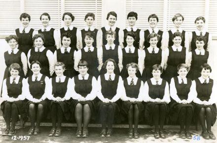 Palmerston North Girls High School: 4B