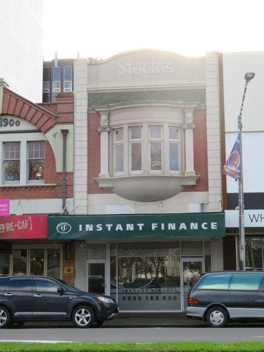 166 The Square – Hepworth's Pharmacy building