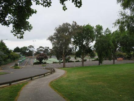 Vautier Park, Puriri Terrace