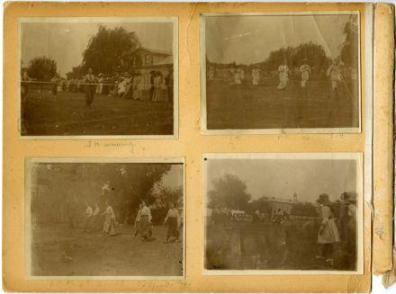 Craven School for Girls Photograph Album Page 2