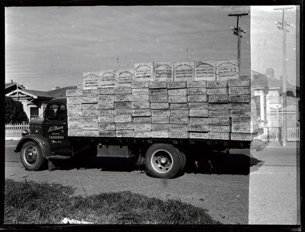 A.E. Claussen Ltd Delivery Truck
