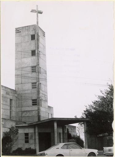St Peter's Church, 229 Ruahine Street