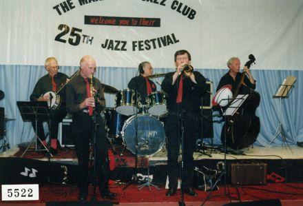 The Bill West Jazz Band, Manawatū Jazz Festival