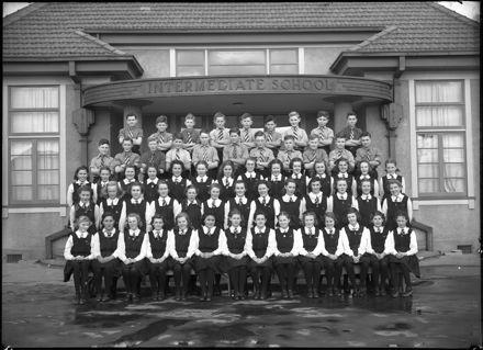 Palmerston North Intermediate School choir