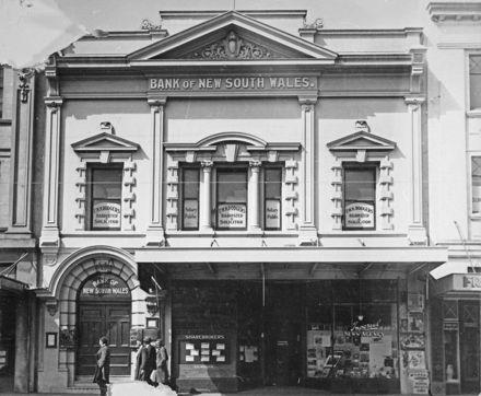Bank of New South Wales, Rangitikei Street
