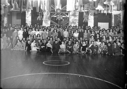 Men and Women at Dance