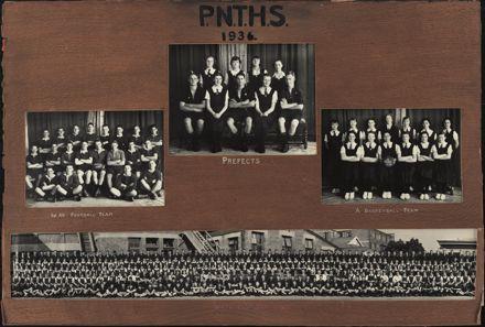 Palmerston North Technical School Photographs, 1936