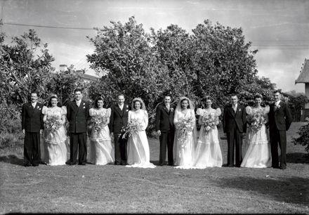 Downs Wedding, Marton