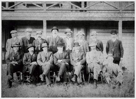 Foxton Racing Club stewards