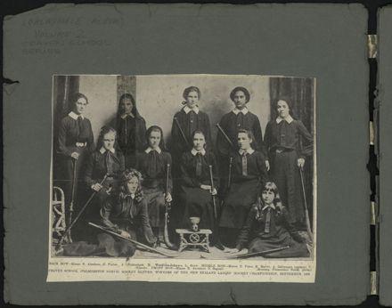 Craven School for Girls Photograph Album 2