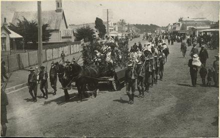 Queen Carnival, Foxton