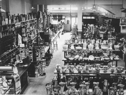Interior of Watson Bros, The Square