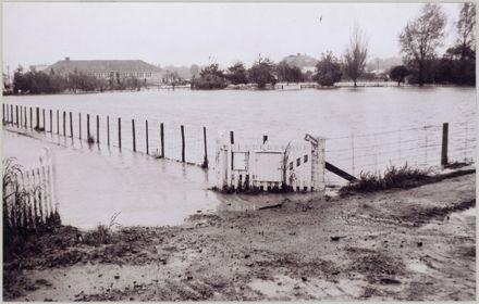 D.S.I.R. in flood