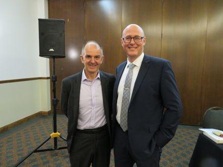 Chunuk Bair Event 2018 - Professor Craig Stockings & John McLeod
