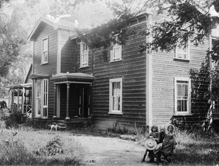 Warburton house, Main Street