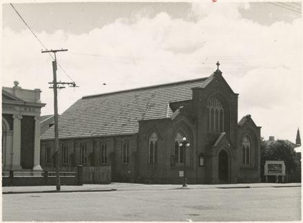 Central Baptist Church, Church Street