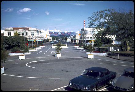 Fitzherbert Avenue