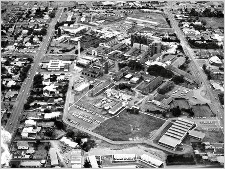 Palmerston North Public Hospital
