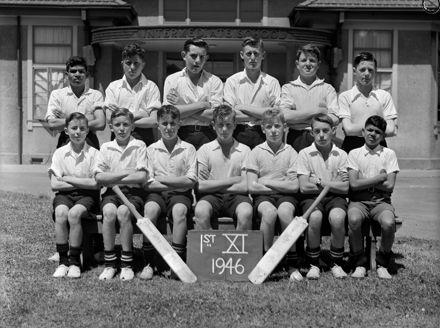 Palmerston North Intermediate Normal School First XI Cricket