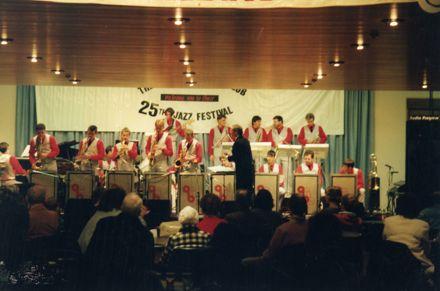 The Queen City Big Band, Manawatū Jazz Festival