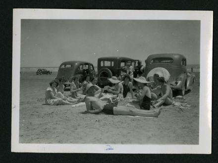 Picnic at Foxton Beach